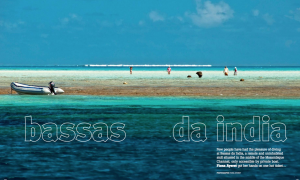 Bassas da India Atoll