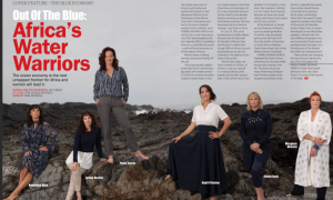 Forbes women of Africa – Water Warriors